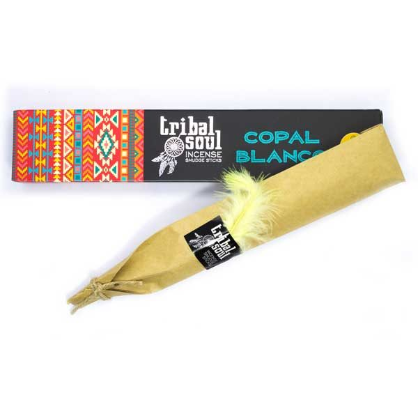 incienso de copal blanco tribal soul hari darshan